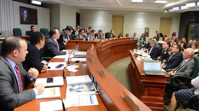 Vista de presupuesto 2015-16 ante la Comisión de Hacienda de la Cámara de Representantes