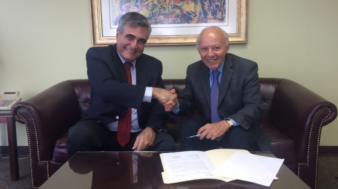 Acuerdo entre Basta Ya y Justicia viabiliza donación para Albergue de Testigos